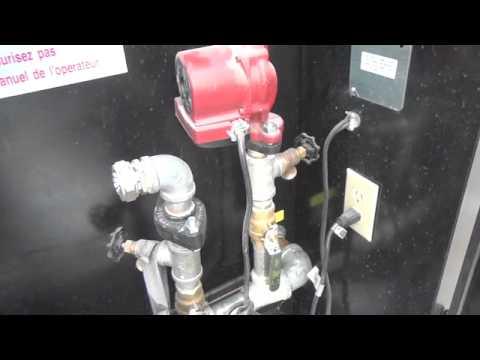 hook up plate heat exchanger