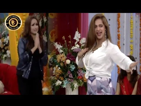 Noor & Faryal Dance Performance on Hamma Hamma In Morning Show