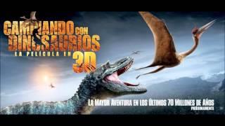 Matisyahu - Live Like A Warrior caminando con dinosaurios