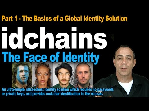 Bitcoin 101 - Idchains - Part 1 - The Basics Of A Bitcoin-Based Global Identity System