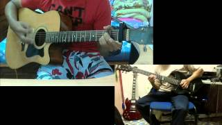 Elizabeth Tan ft Faizal Tahir - Setia (guitar cover)