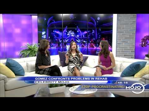 Selena Gomez Confronts Problems In Rehab