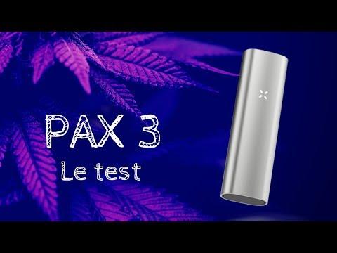 Test Pax 3, Presentation et Avis du Vaporisateur de PaxLabs