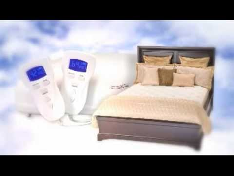 Symbol Mattress Comfort 4u Air Bed Video Youtube