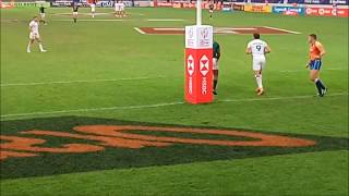 SA Springboks vs England in Cup Finals| HSBC World Rugby Sevens Series| Paris