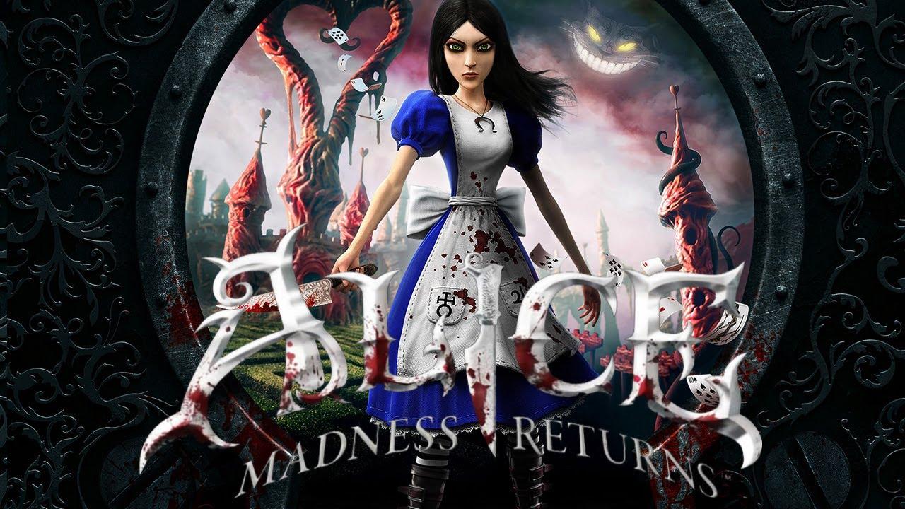 Ask  Alice Madness Returns  ArtTextVoice   VK