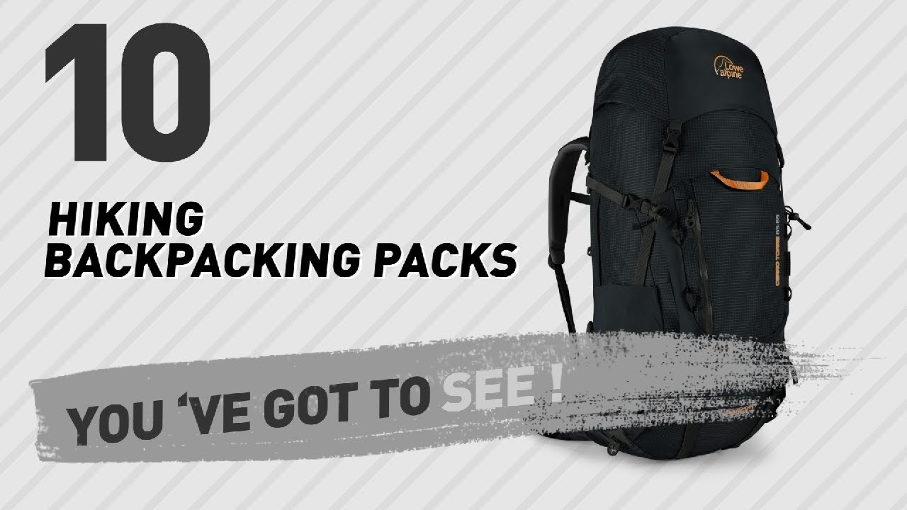 Lowe Alpine Backpacking Packs f3340be5bc83d
