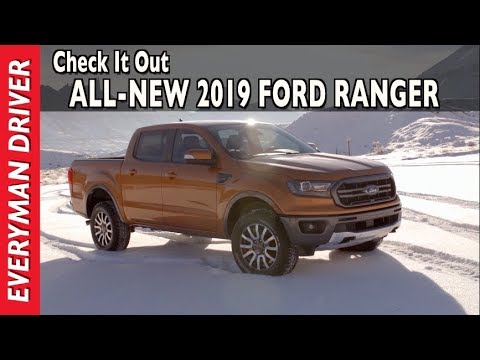 Here&#;s the  Ford Ranger on Everyman Driver