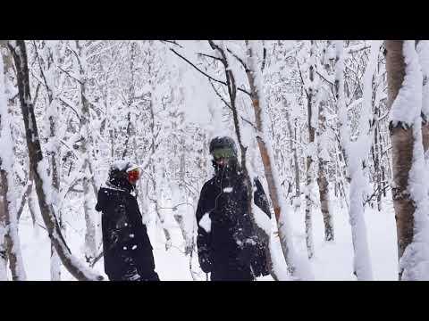 Камчатка Горные лыжи Красная Сопка.