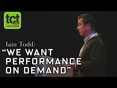 Designing Alloys for 3D Printing | Iain Todd | University of Sheffield | TCT Show