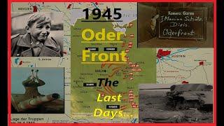 1945 - the Oder Front (Deutsche Wochenschau etc)