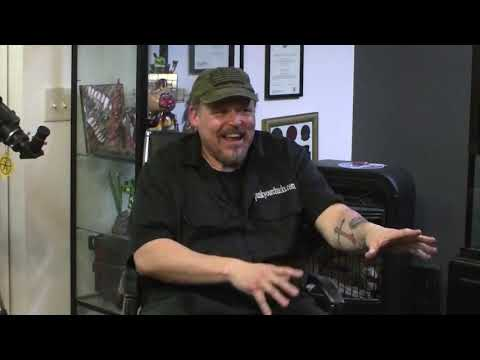 NEW - VLOG #3: Interview with Custom Aquariums' Ted Judy!