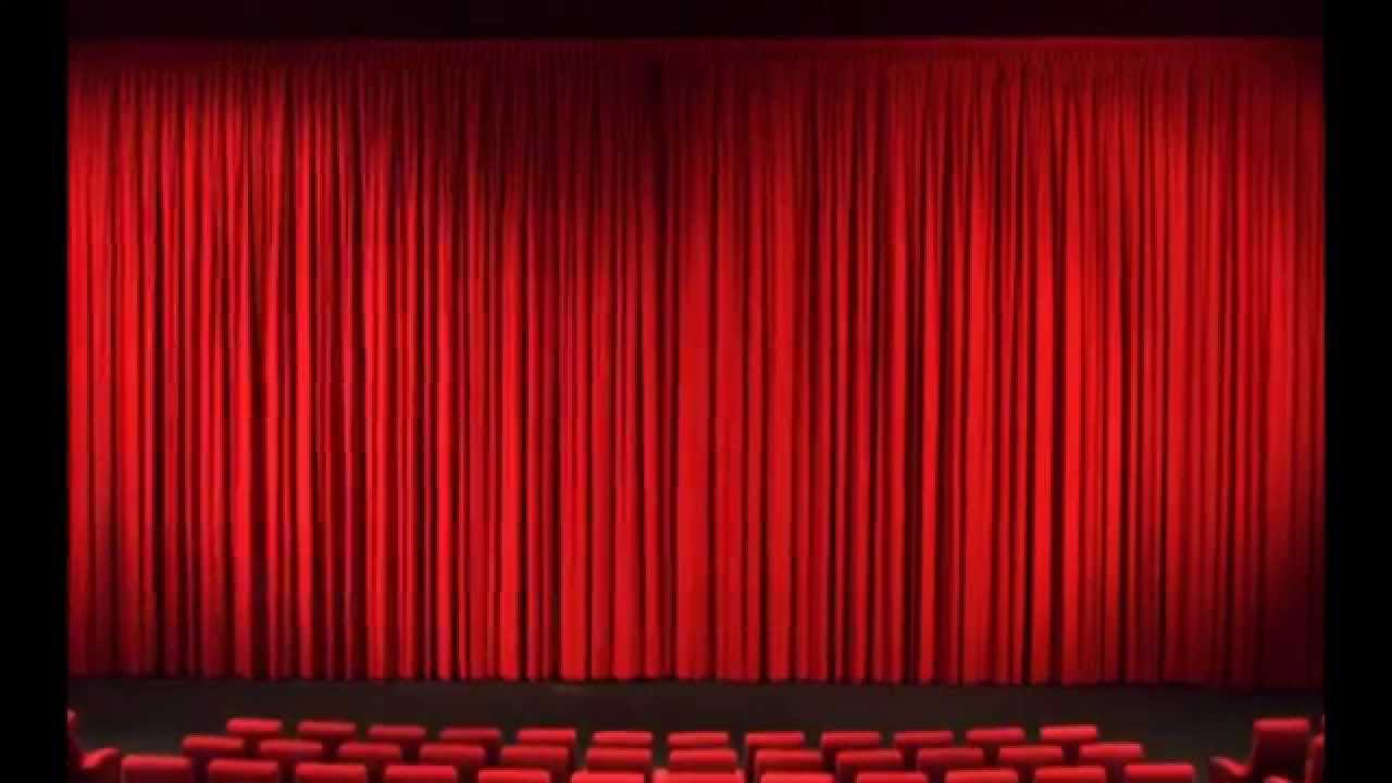 Theater Curtains By Colormehousecom  YouTube