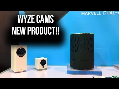 Repeat A NAS For Your Wyze Cam - Wyze MaxDrive by Gross Technology
