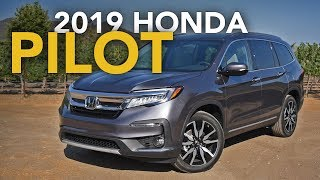 2019 Honda Pilot Review - First Drive