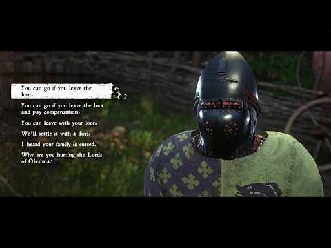 Kingdom Come: Deliverance - Robber Baron Duel