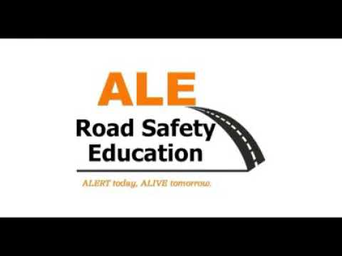 Ale road safety education