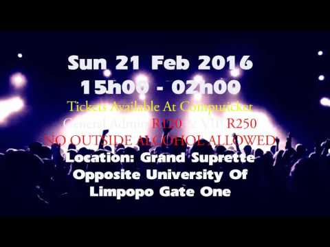 Lovers Sunday Session with Wilson B Nkosi Event