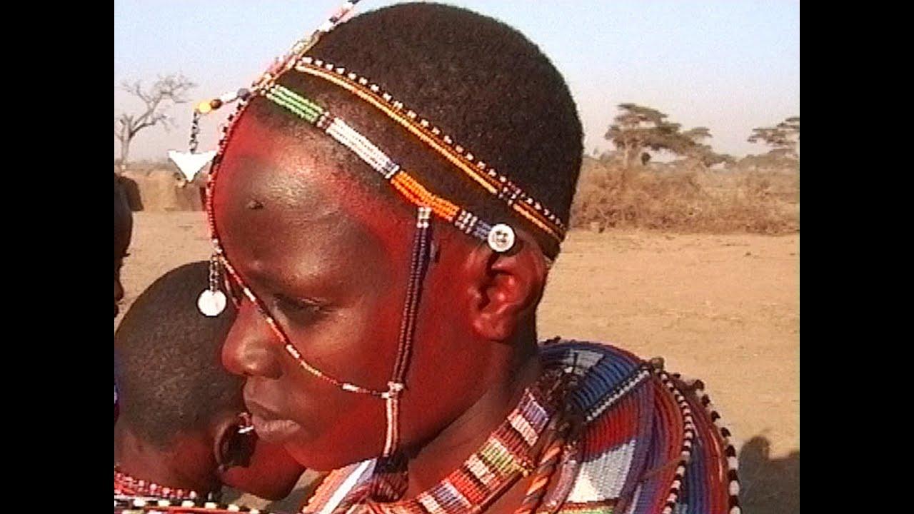 Kenia Die Stolzen Massai Amboseli