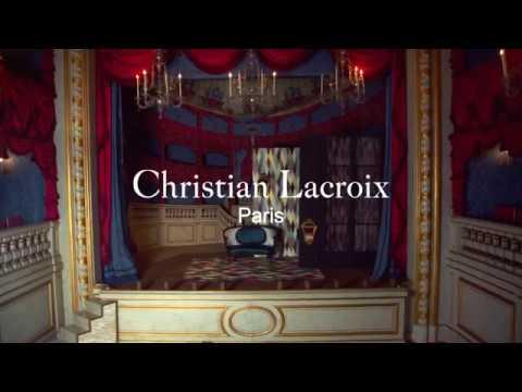 Backstages Christian Lacroix collection Art de Vivre 2017