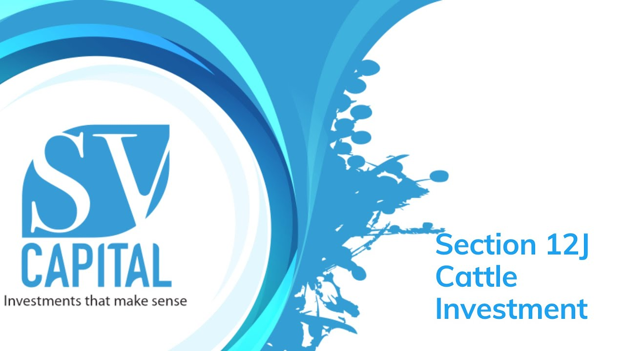 SV Capital S12J Cattle investment
