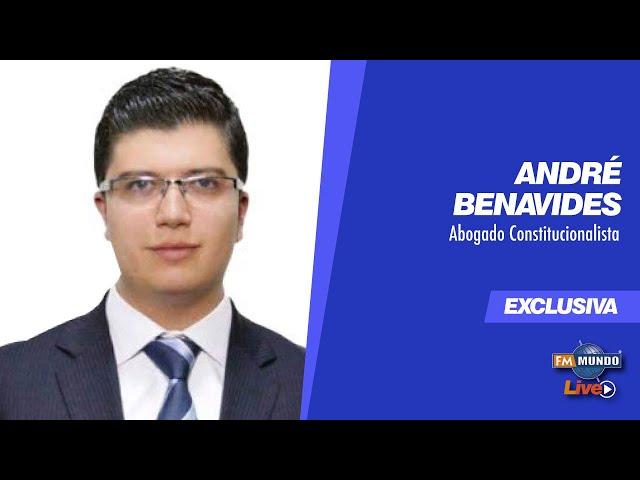 ¿Es idónea la Acción de Protección presentada por el Alcalde Yunda?, invitado #AndréBenavides