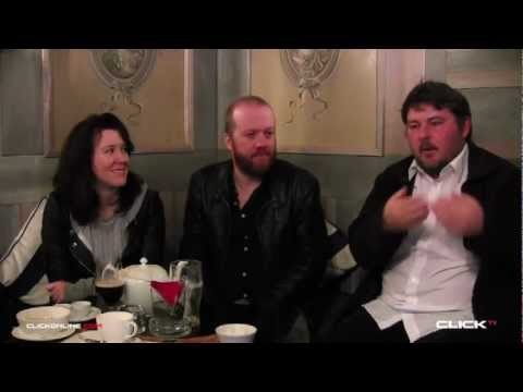 Sightseers Video Interview - Ben Wheatley, Alice Lowe, Steve Oram