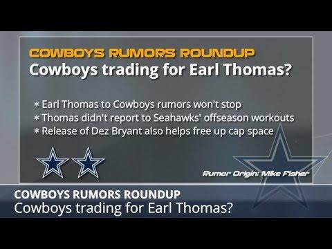 Cowboys Rumors: Jason Witten's Future, Earl Thomas Trade And Lincoln Riley Replacing Jason Garrett