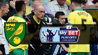 PLAY-OFF FINAL | Exclusive - Alex Neil ahead of Norwich City vs Middlesbrough at Wmbley