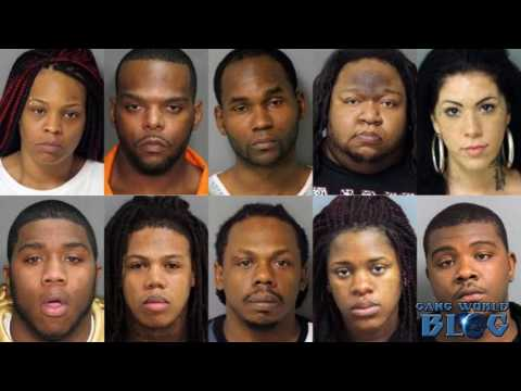 Feds going after Black Mob Gangstas Donald Gee Family Gang in Raleigh, NC