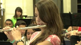 Texas A & M University Kingsville Band Camp Promo