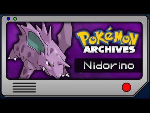 PokeArchives | Nidorino