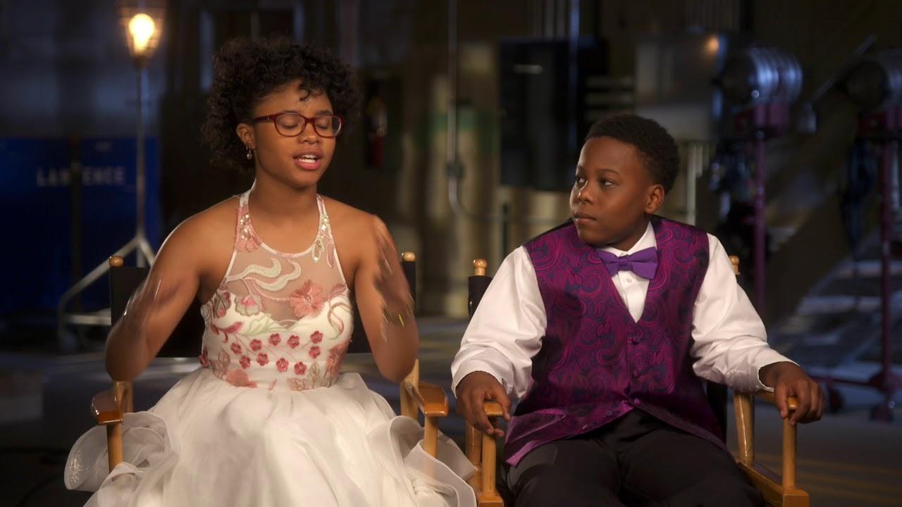 Marlon: Season 2 Premiere || Notlim Taylor and Amir ONeil Soundbites ||  SocialNews XYZ