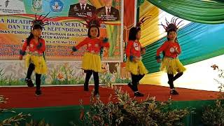 Video Juara 1 Lomba Gerak dan Lagu Anak Kabupaten Kampar 2018 download MP3, 3GP, MP4, WEBM, AVI, FLV November 2018