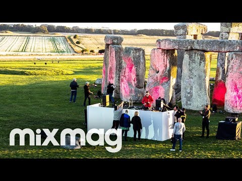 PAUL OAKENFOLD b2b  CARL COX at Stonehenge