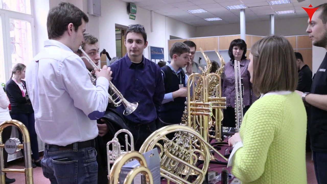 Как играть на трубе? Настройка духового инструмента. Настройка .