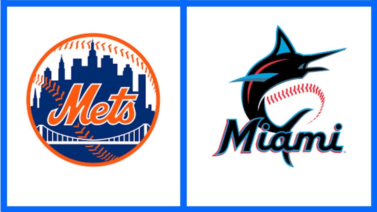 Major League Baseball Highlights (New York Mets vs Miami Marlins)(4/2/2019) Major League Baseball