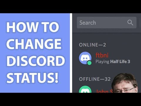 Change What You Are Playing On Discord (Custom Games/Activities) & REMOVE  NOTIFICATIONS