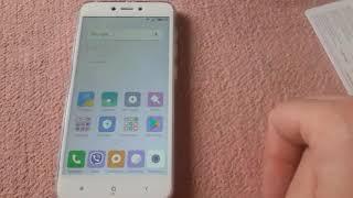 Как сделать чтобы отображались только SIM контакты на телефоне XIAOMI REDMI X