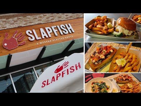 SlapFish: A Modern Seafood Shack Full Tour & Review (Rockville, Maryland) | BrandonBlogs