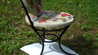 Decorative Garden Chair