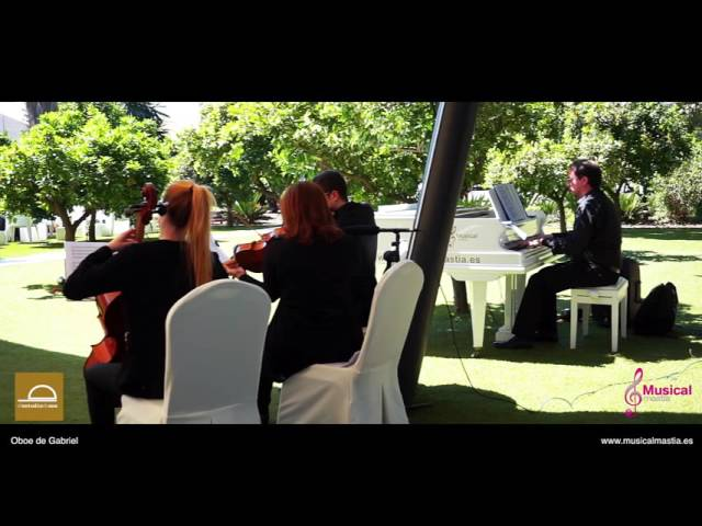 Gabriel's Oboe (from The Mission) Ennio Morricone Bodas Murcia Estudio de Ana Oboe de Gabriel