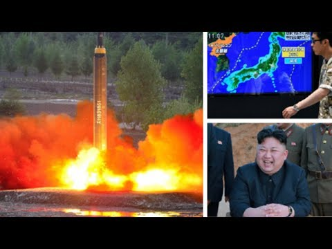 North Korea 'successfully tests long-range missile capable of hitting USA'