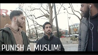One of Diya Eddine's most viewed videos: PUNISH A MUSLIM SOCIAL EXPERIMENT!