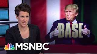 Crass Remarks From Donald Trump A Signature Style | Rachel Maddow | MSNBC