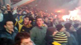 AEK-PAOK 1-0 GATE 1-35 (11/01/2009)