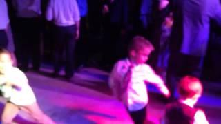 Get off my dance floor!