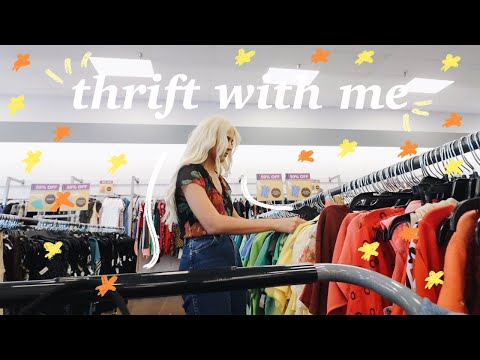 Come Thrift With Me At Goodwill Of Orange County | What I Got For $100 At The Thrift Store