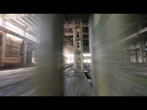 GoPro Awards: Haunting FPV Drone Flight Through Abandoned Building