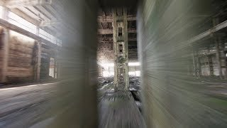 GoPro Awards: Haunting FPV Drone Flight Through Abandoned Building